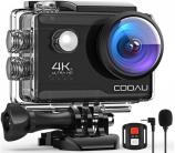 COOAU Action Cam HD 4K 20MP (Serie Cool SPC06)